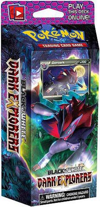 Pokemon Trading Card Game Black & White Dark Explorers Shadows Theme Deck