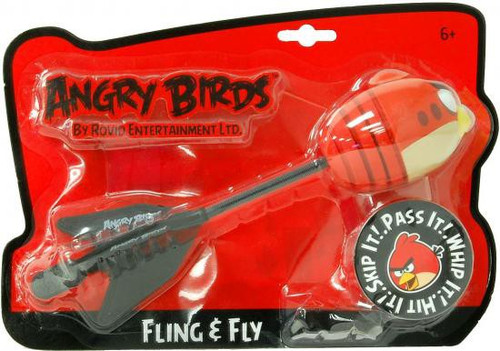 Angry Birds Fling And Fly Toy