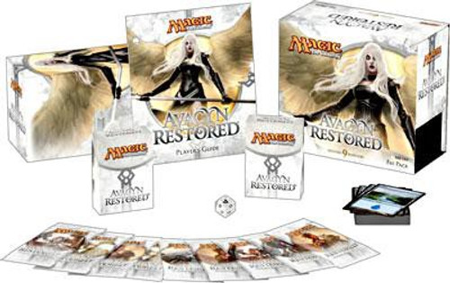 MtG Trading Card Game Avacyn Restored Fat Pack