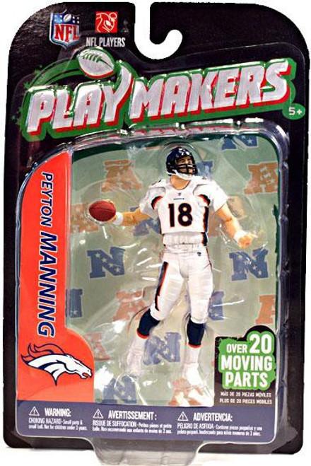 McFarlane Toys NFL Denver Broncos Playmakers Series 3 Peyton Manning Action Figure