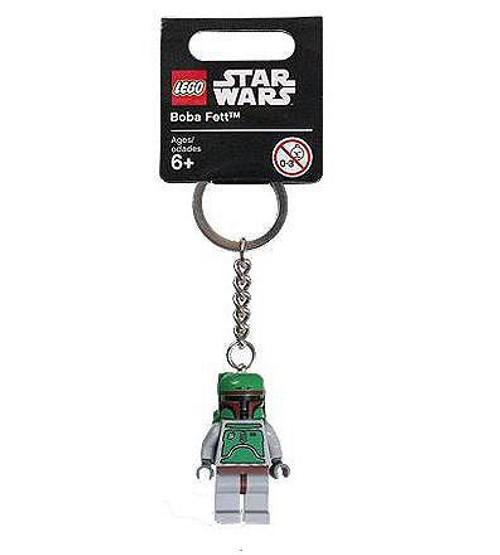 LEGO Star Wars Boba Fett Exclusive Keychain