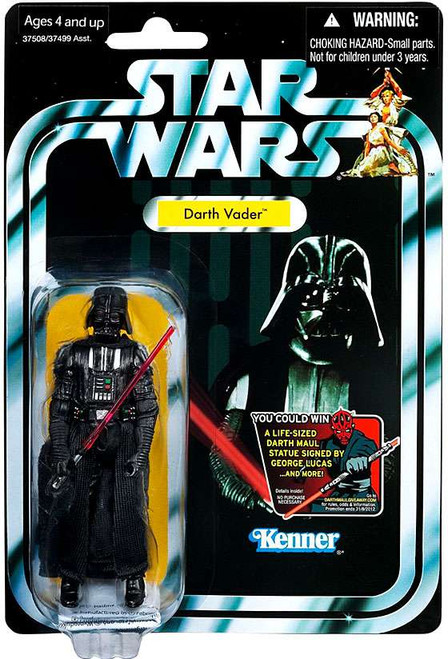 Star Wars A New Hope 2012 Vintage Collection Darth Vader Action Figure #93