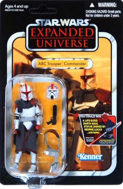 Star Wars Expanded Universe 2012 Vintage Collection ARC Trooper Commander Action Figure #54