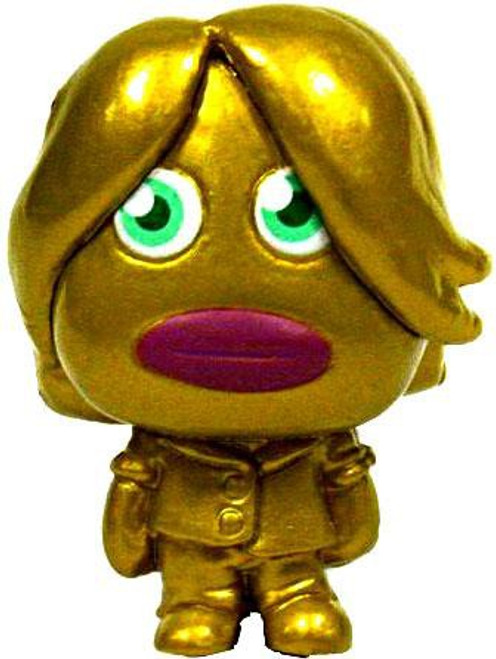 Moshi Monsters Moshlings Series 3 Geeky Groanas 1.5-Inch Mini Figure M06 [Gold]