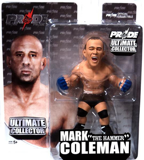 UFC Ultimate Collector Series 10 Mark Coleman Action Figure [The Hammer]