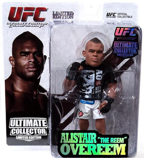 UFC Ultimate Collector Series 10 Alistair Overeem Action Figure [Limited Edition]