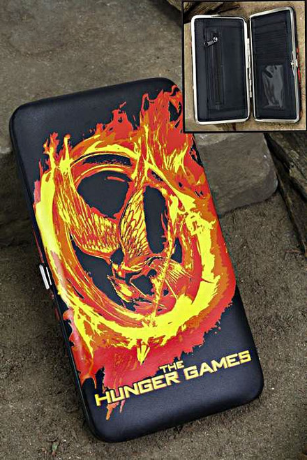 NECA The Hunger Games Hard Cover Wallet