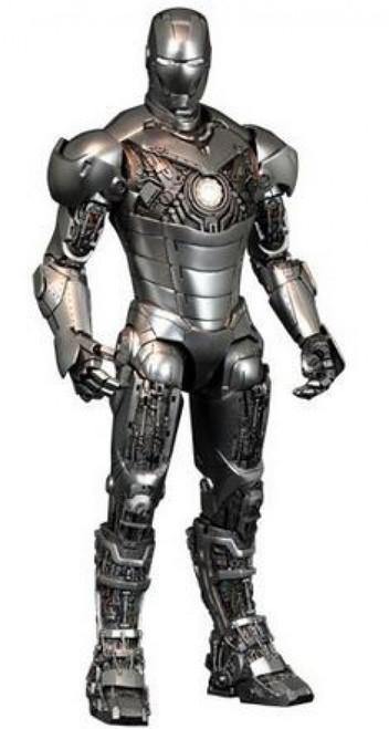Iron Man 2 Movie Masterpiece Iron Man Mark II Collectible Figure [Armor Unleashed]