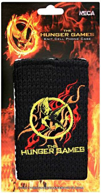 NECA The Hunger Games Mockingjay Knit Cell Phone Case