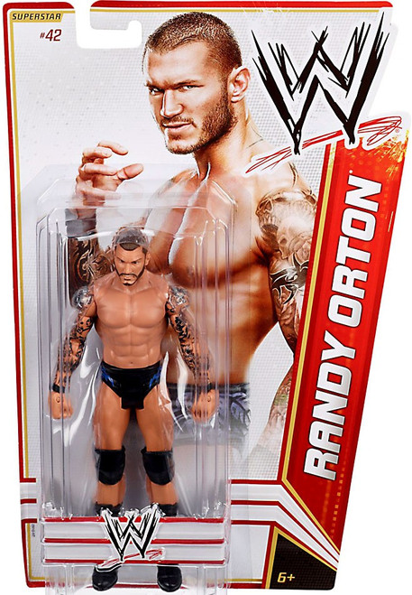 WWE Wrestling Series 19 Randy Orton Action Figure #42