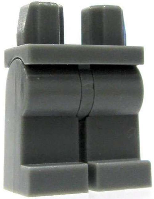 LEGO Gray Loose Legs [Loose]