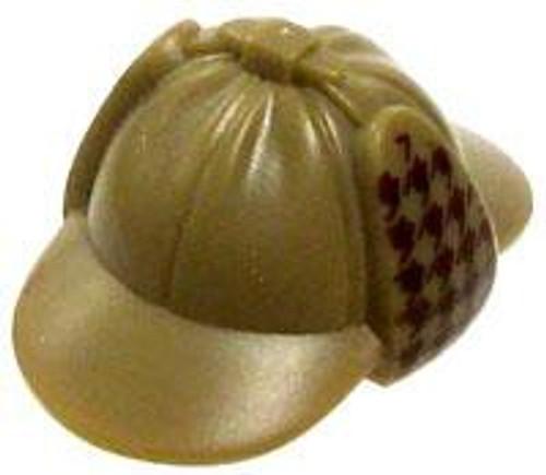 Tan 'Deerstalker' Detective Hat [Loose]
