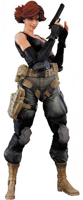 Metal Gear Solid Play Arts Kai Meryl Action Figure