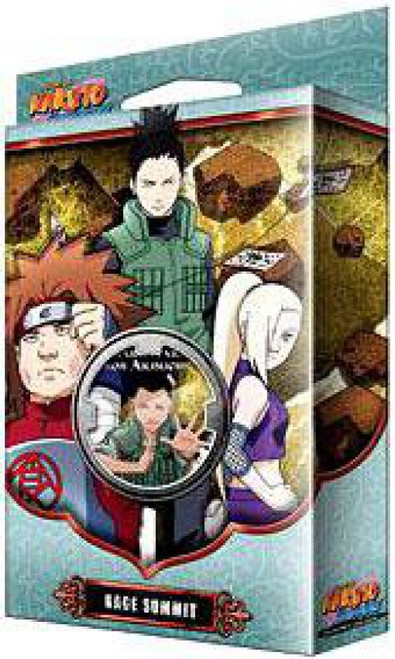 Naruto Shippuden Card Game Kage Summit Permapower Theme Deck