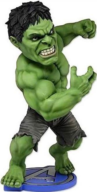 NECA Marvel The Avengers The Hulk Bobble Head