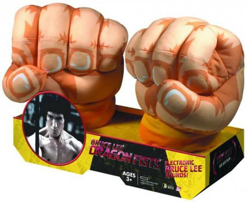 Bruce Lee Dragon Fists Roleplay Toy