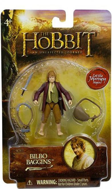 Bridge Direct The Hobbit Bilbo Baggins Basic Action Figure