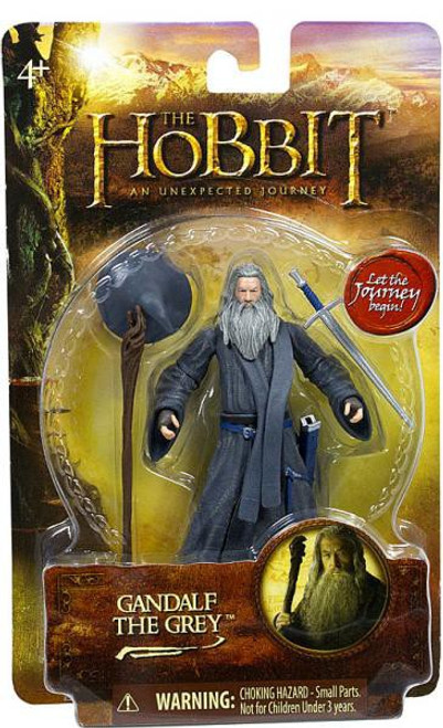 The Hobbit An Unexpected Journey Gandalf The Grey Action Figure [3.75 Inch]