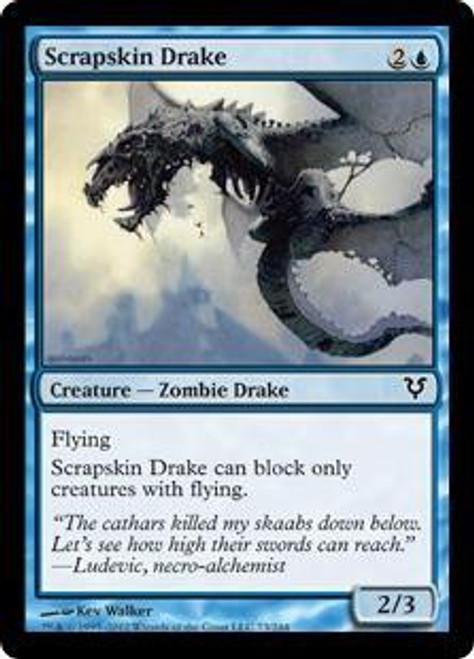 MtG Avacyn Restored Common Scrapskin Drake #73