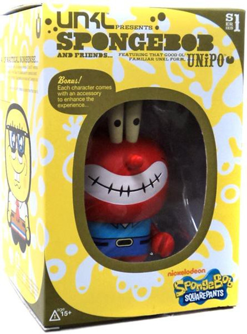 Spongebob Squarepants Mr. Krabs 5-Inch Vinyl Figure