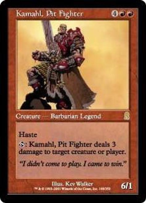 MtG Odyssey Rare Kamahl, Pit Fighter #198