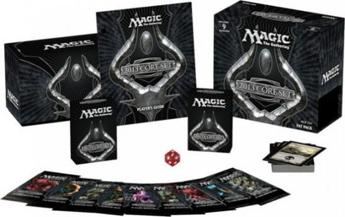 MtG Trading Card Game 2013 Core Set Fat Pack