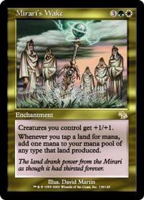 MtG Judgment Rare Mirari's Wake #139