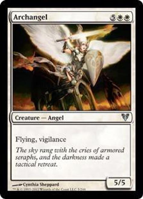 MtG Avacyn Restored Uncommon Archangel #5