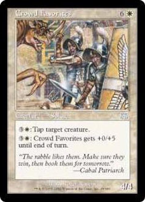 MtG Onslaught Uncommon Crowd Favorites #15