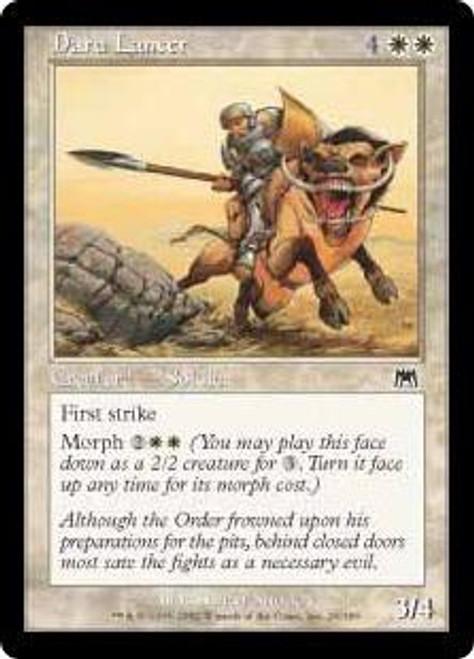 MtG Onslaught Common Daru Lancer #20