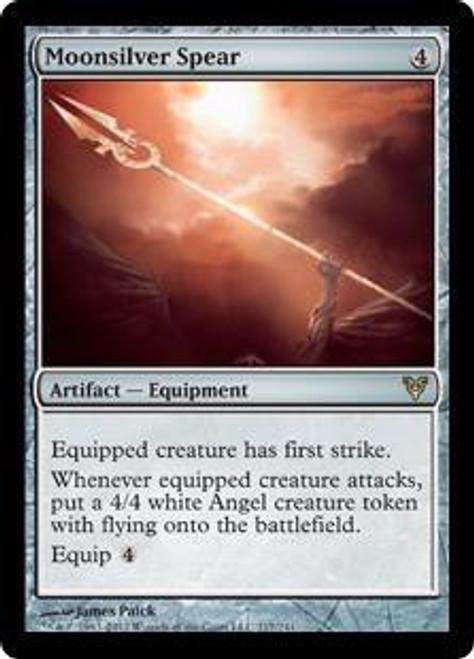 MtG Avacyn Restored Rare Moonsilver Spear #217