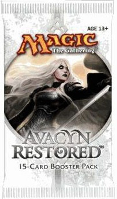 MtG Trading Card Game Avacyn Restored Booster Pack
