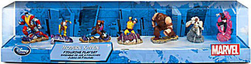 Disney Marvel Modern X-Men Exclusive PVC Figure Set