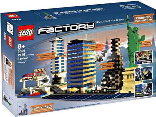 LEGO Factory Skyline Set #5526