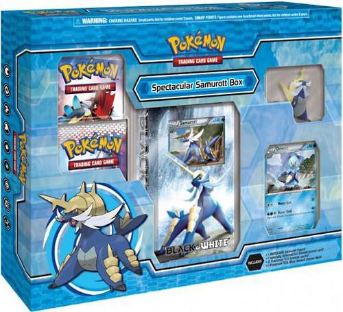 Pokemon Trading Card Game Black & White Evolution Spectacular Samurott Box