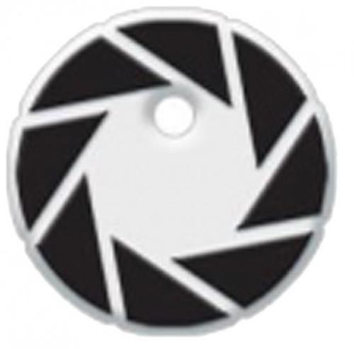 Portal 2 80's Aperture Icon Key Cap