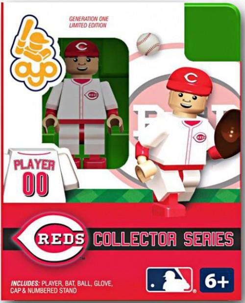 MLB Generation One Cincinnati Reds Minifigure [Collector Series]