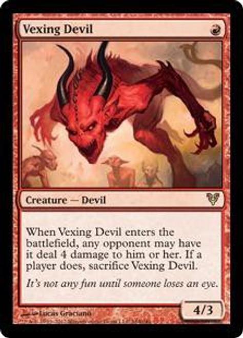MtG Avacyn Restored Rare Vexing Devil #164