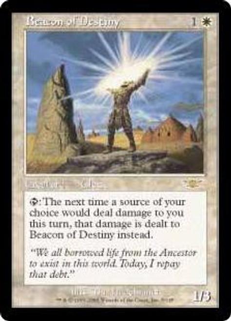 MtG Legions Rare Beacon of Destiny #5