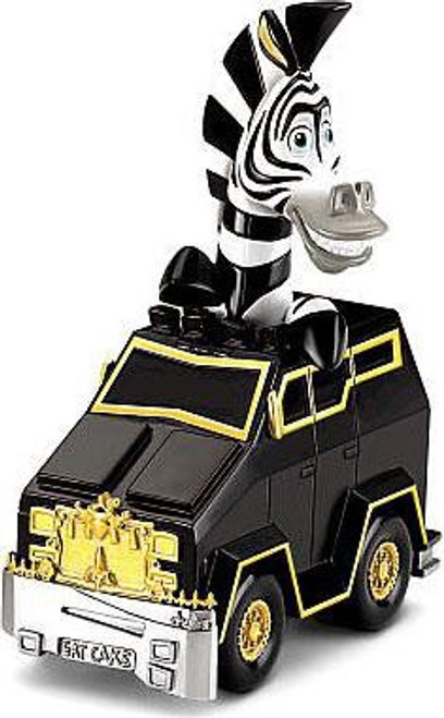 World of Madagascar Mini Marty in Extreme Assault Exclusive Vehicle