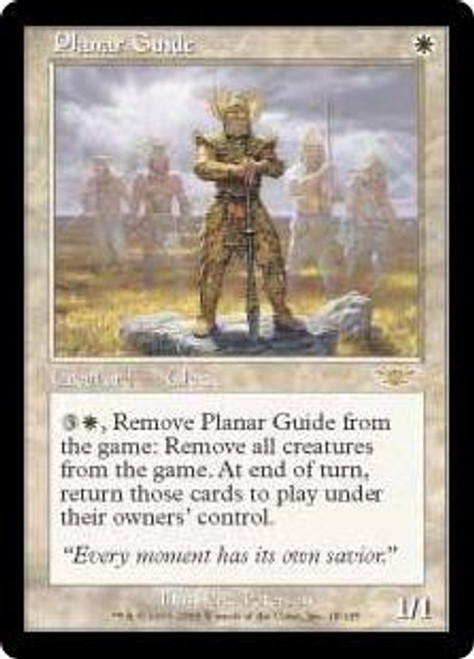 MtG Legions Rare Planar Guide #18
