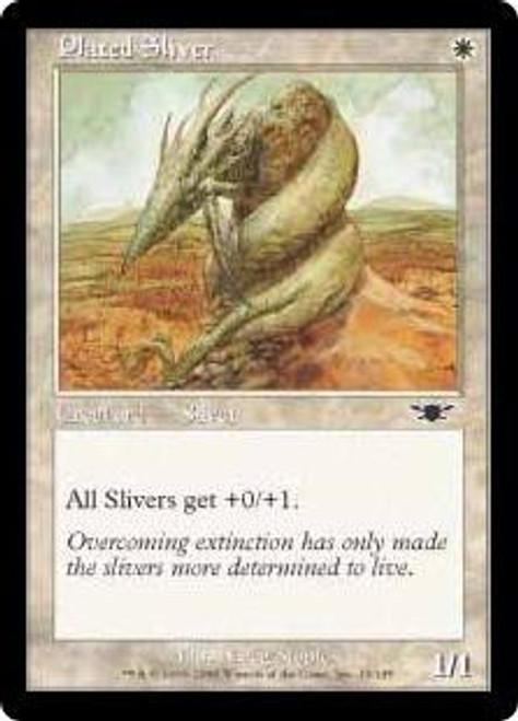 MtG Legions Common Plated Sliver #19