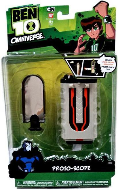 Ben 10 Omniverse Tech Gear Proto-Scope Roleplay Toy