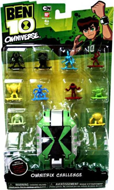 Ben 10 Omniverse Omnitrix Challenge Playset