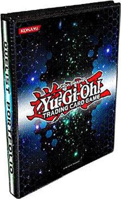 YuGiOh Trading Card Game Card Supplies Duelist Portfolio 9-Pocket Binder