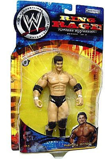 WWE Wrestling Ruthless Aggression Series 12.5 Ring Rage Randy Orton Action Figure
