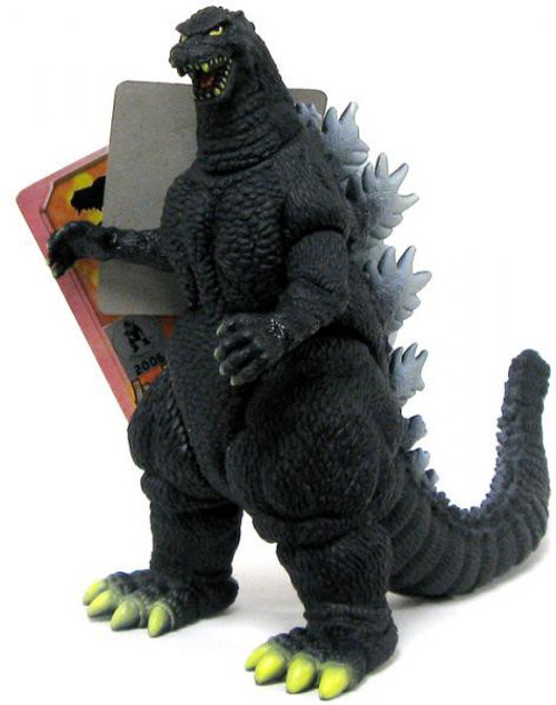 Godzilla 1992 Final Wars Godzilla 6-Inch Vinyl Figure [Re-Paint]