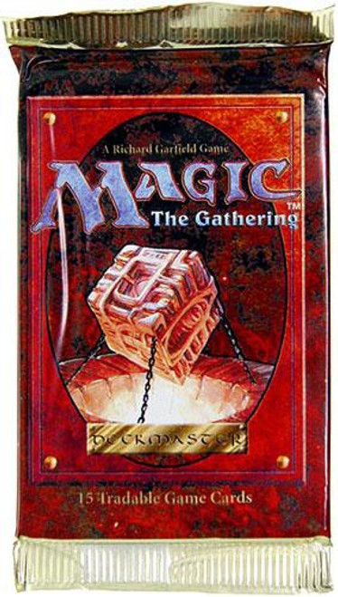 MtG Trading Card Game 4th Edition Booster Pack [15 Cards]