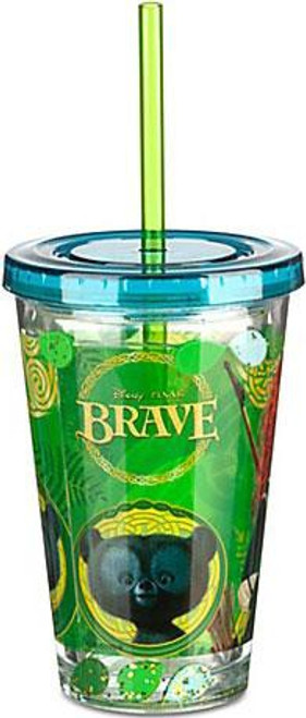 Disney / Pixar Brave Tumbler with Straw Exclusive