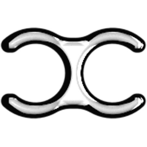 BrickArms Universal Clip 2.5-Inch [White U-Clip]